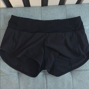 lululemon speed up shorts